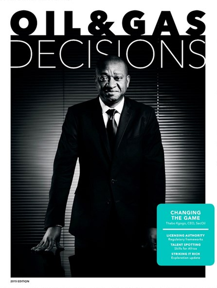 Oil & Gas Decisions 2015 Cover